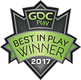 GDC Best in Play 2017 Award